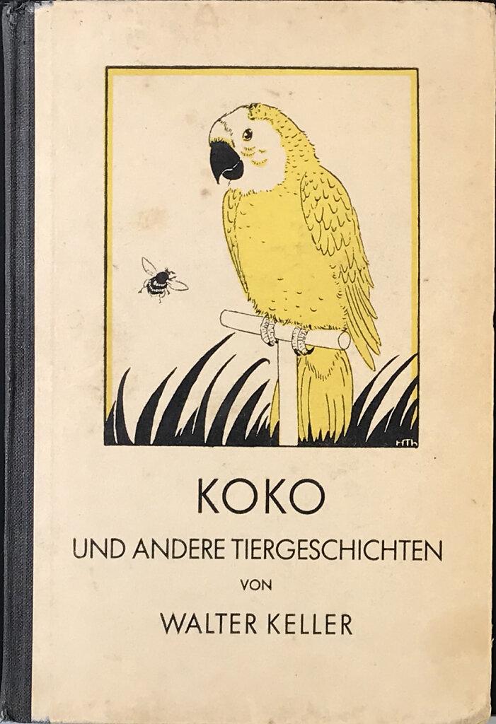 Hedwig Thoma - Walter Keller